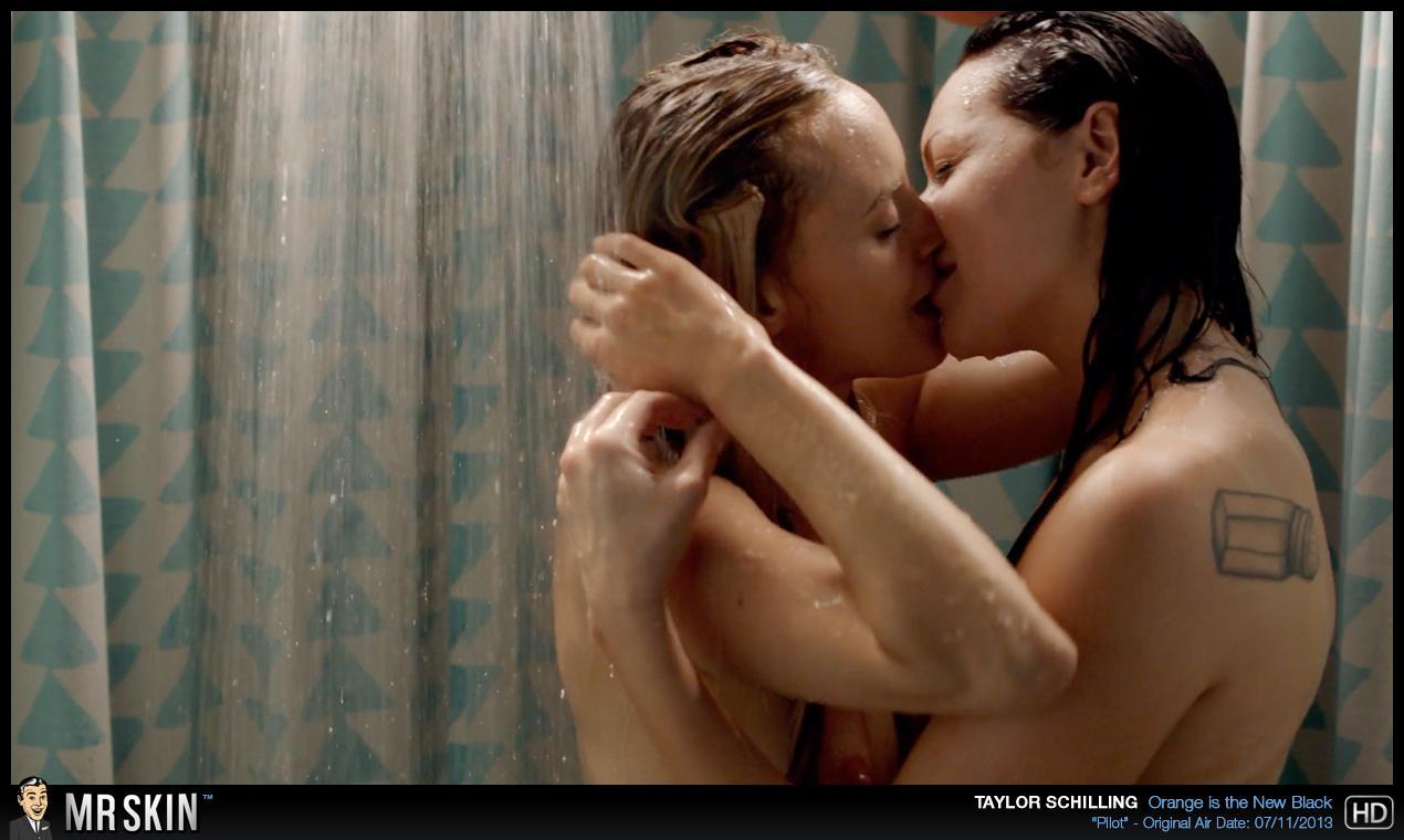 Taylor Schilling vídeos desnuda