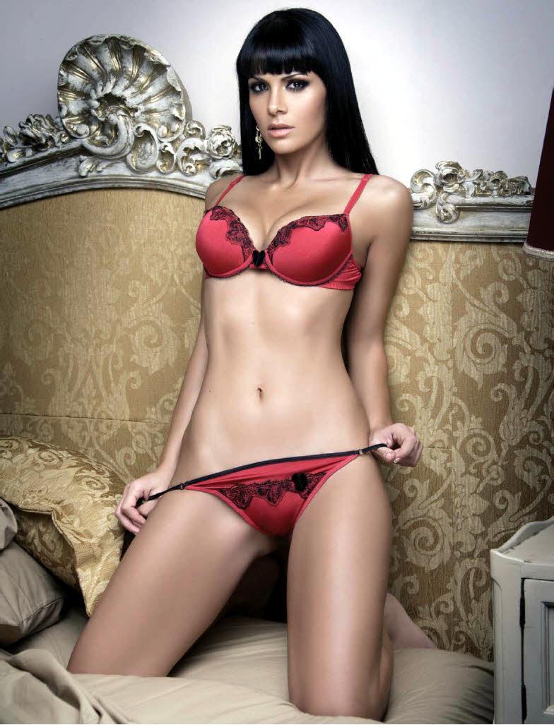 Vanessa Arias belleza