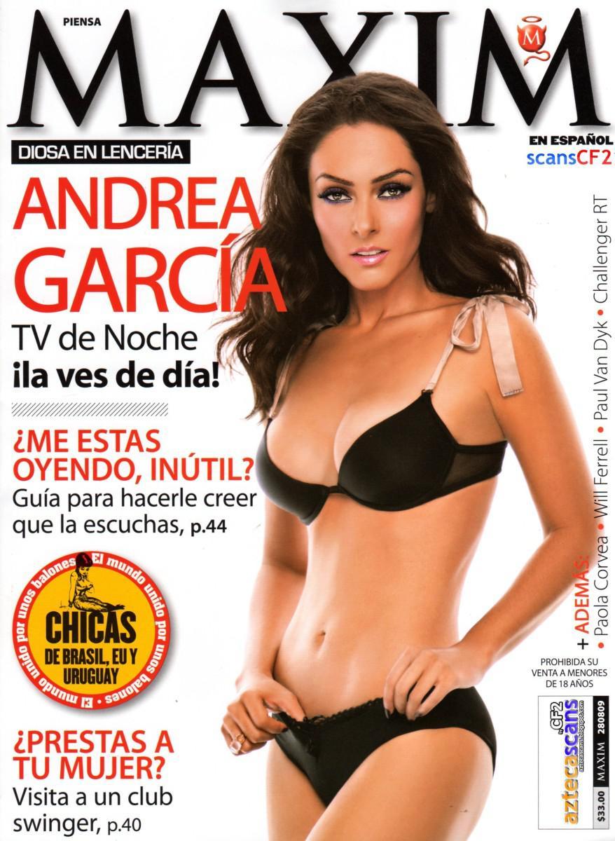 descuidos de Andrea Garcia