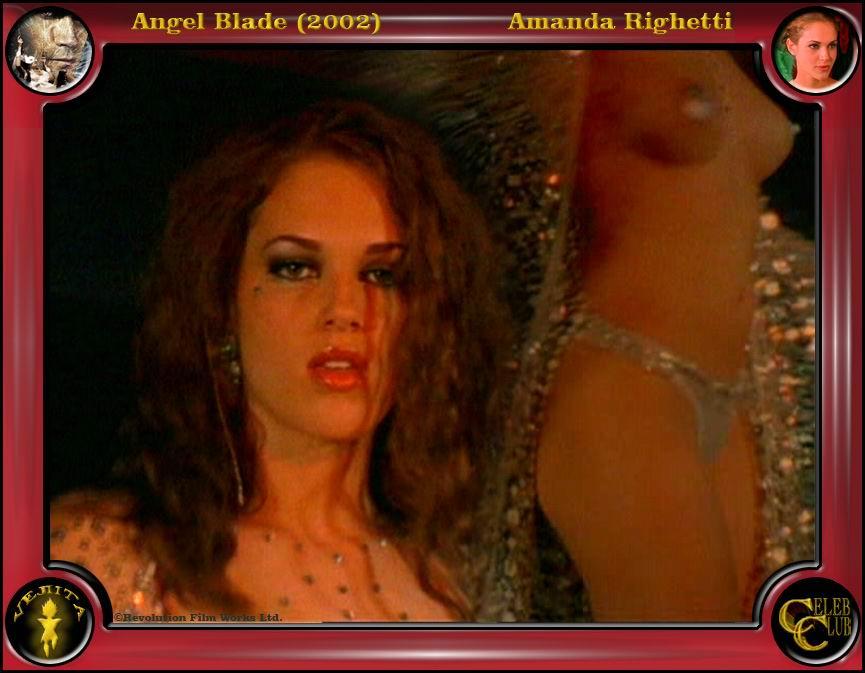 desnuda Amanda Righetti