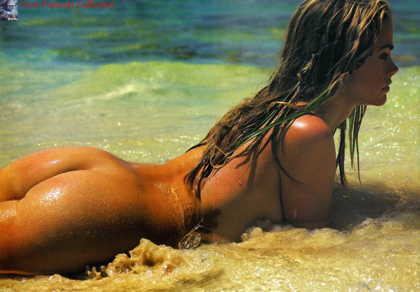 desnuda Denise Richards