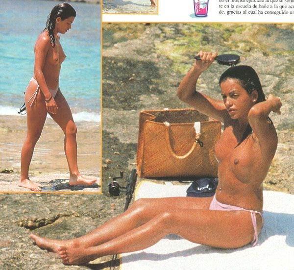 desnuda Monica Cruz