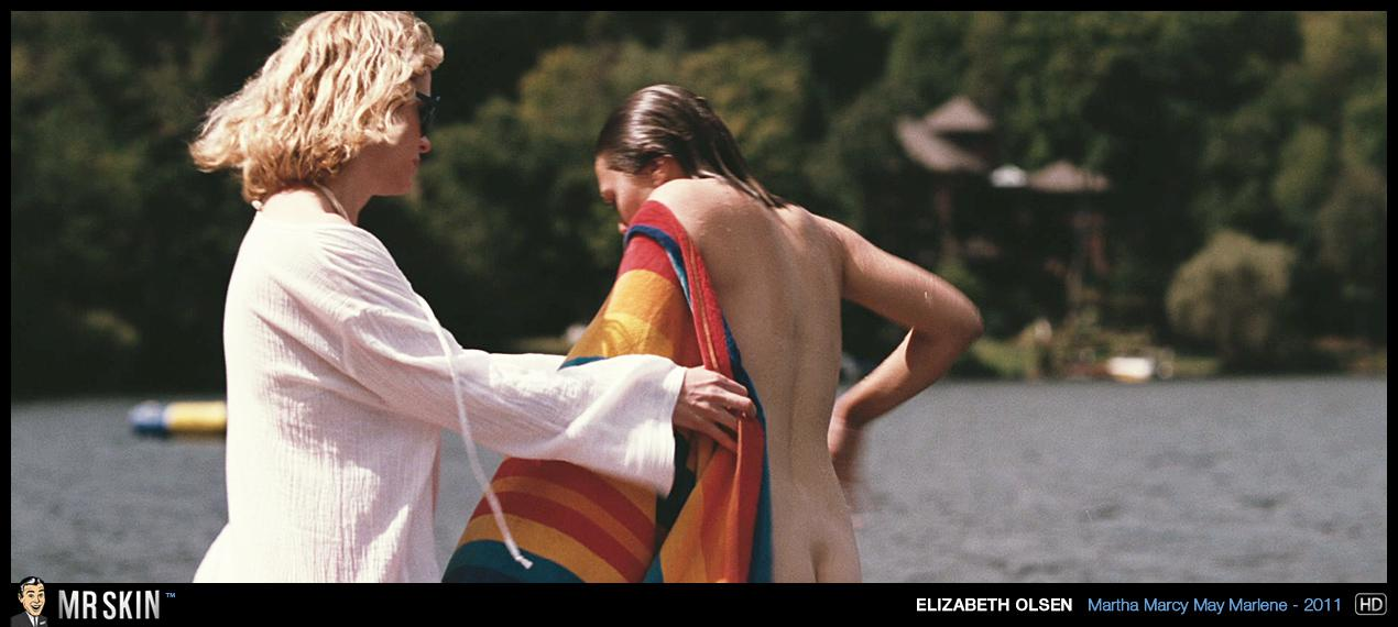 famosa Elizabeth Olsen desnuda