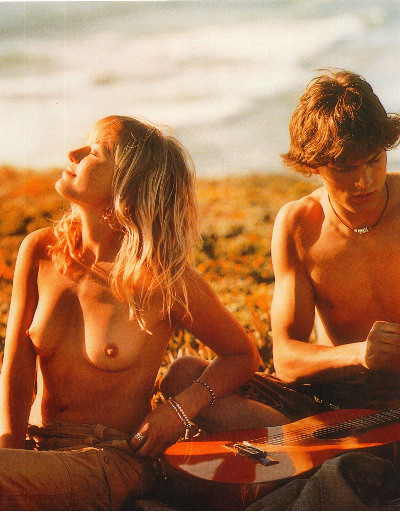 fotos Malin Akerman desnuda
