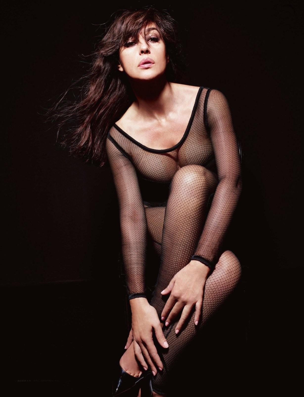 fotos Monica Bellucci desnuda