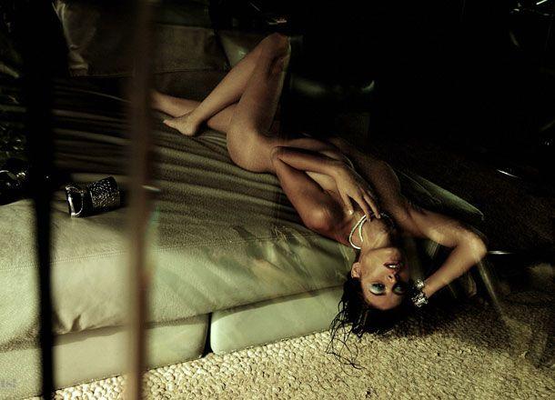 fotos de Alejandra Guilmant desnuda