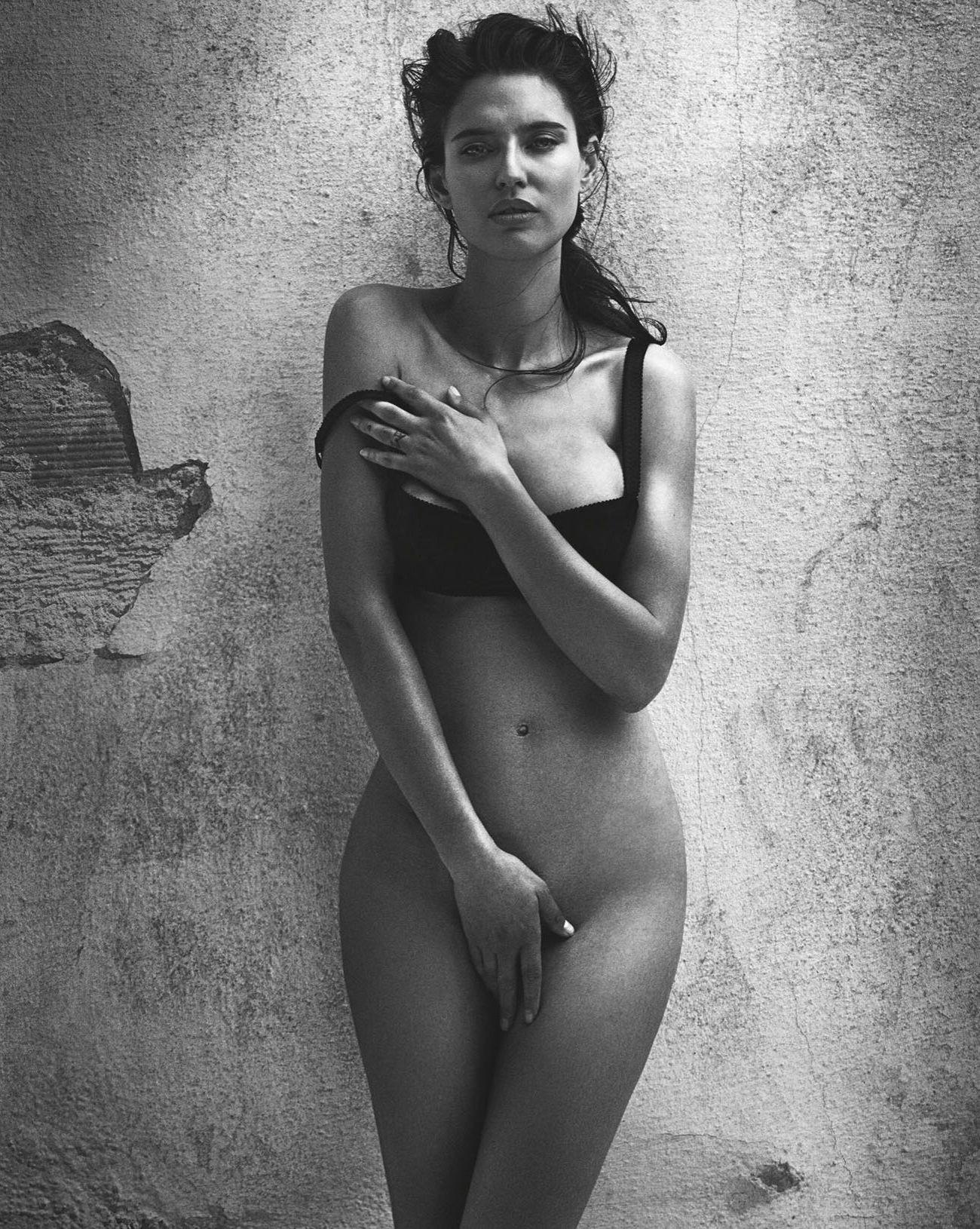 fotos de Bianca Balti desnuda