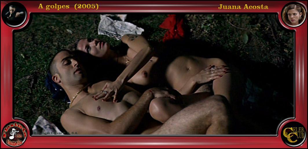 fotos de Juana Acosta desnuda