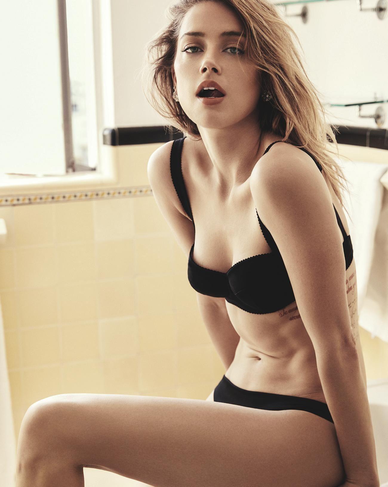 fotos del Amber Heard sin ropas