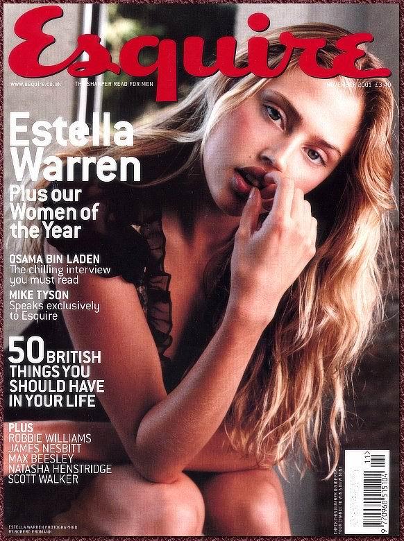 gratis Estella Warren desnuda