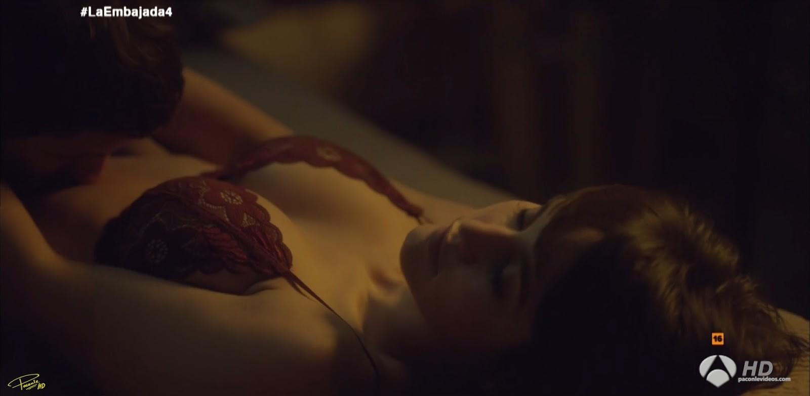 Megan Montaner nue