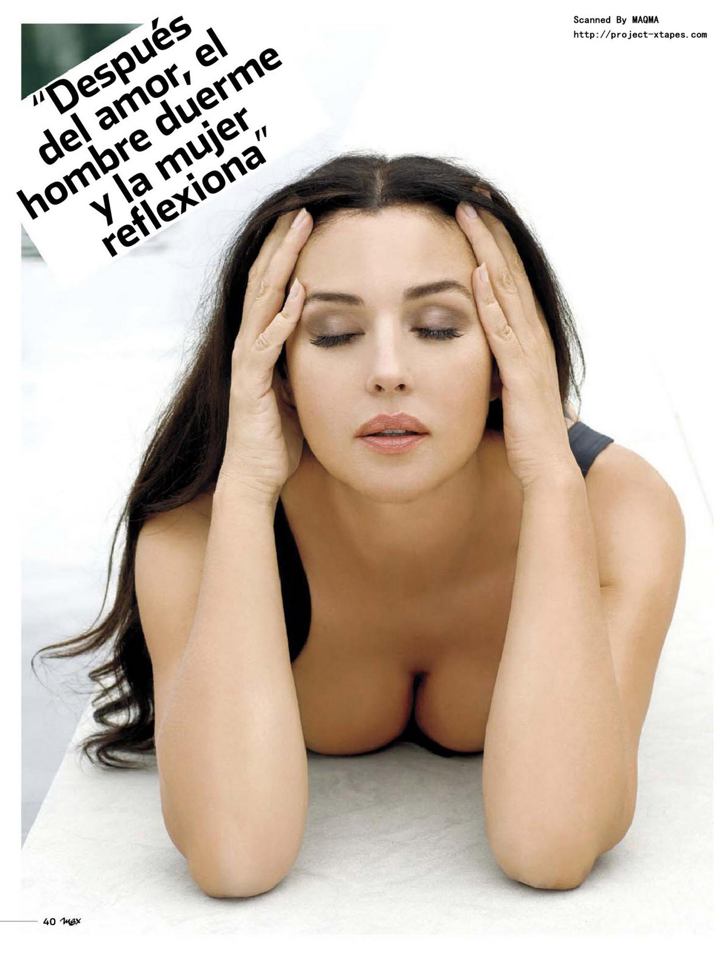 gratis Monica Bellucci desnuda