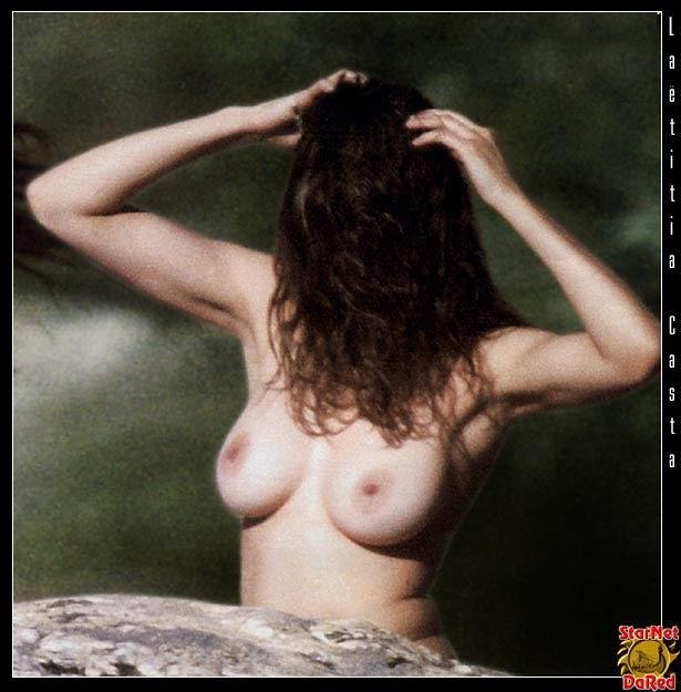 vídeo porno de Laetitia Casta desnuda