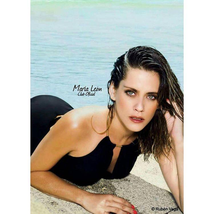 vídeo real robado de Maria Leon