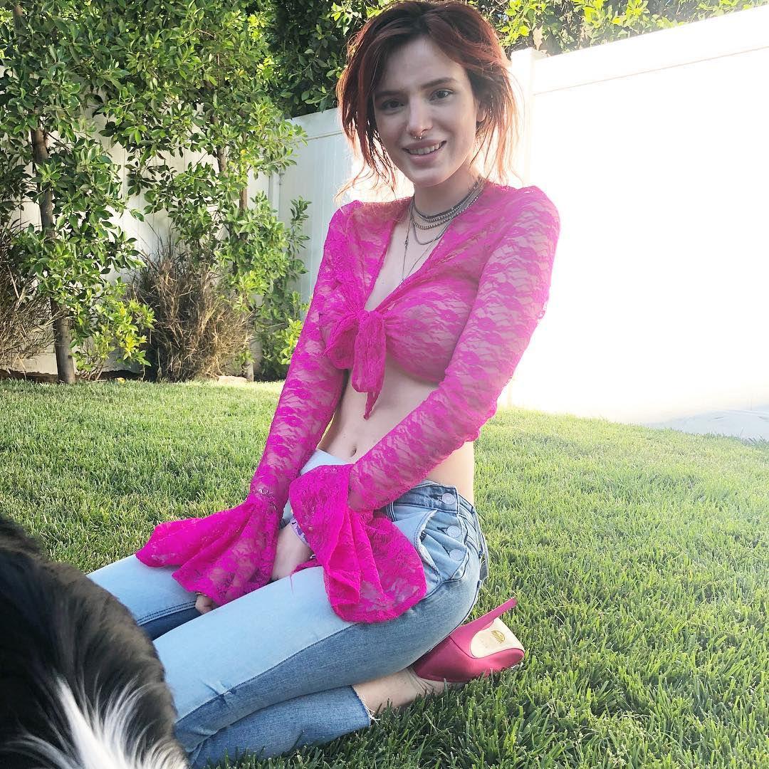 Bella Thorne guapas
