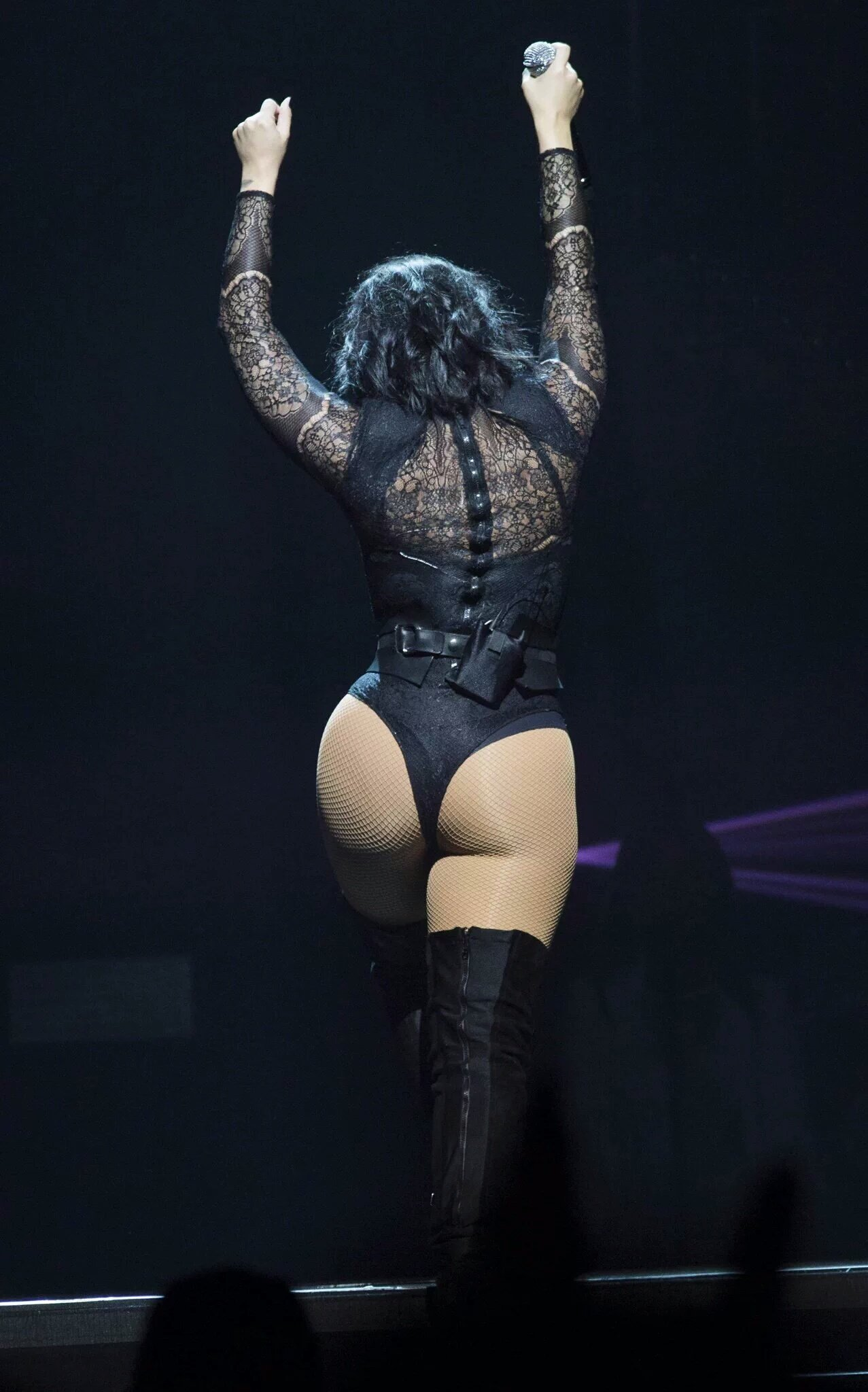 Demi Lovato sexual