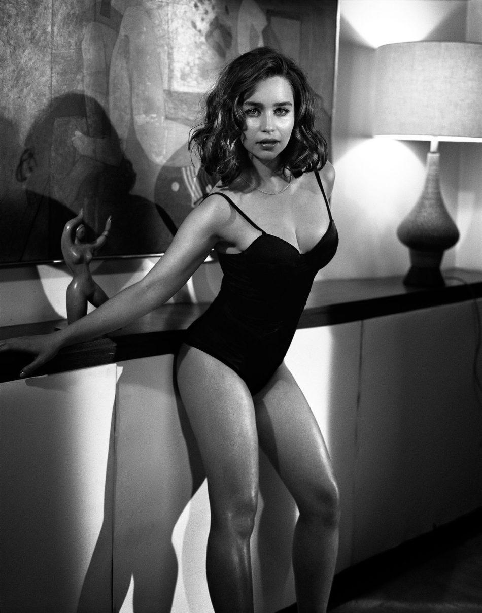 Emilia Clarke fotografias