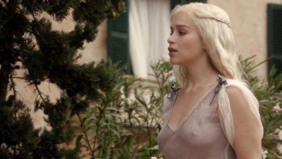 Emilia Clarke sexual
