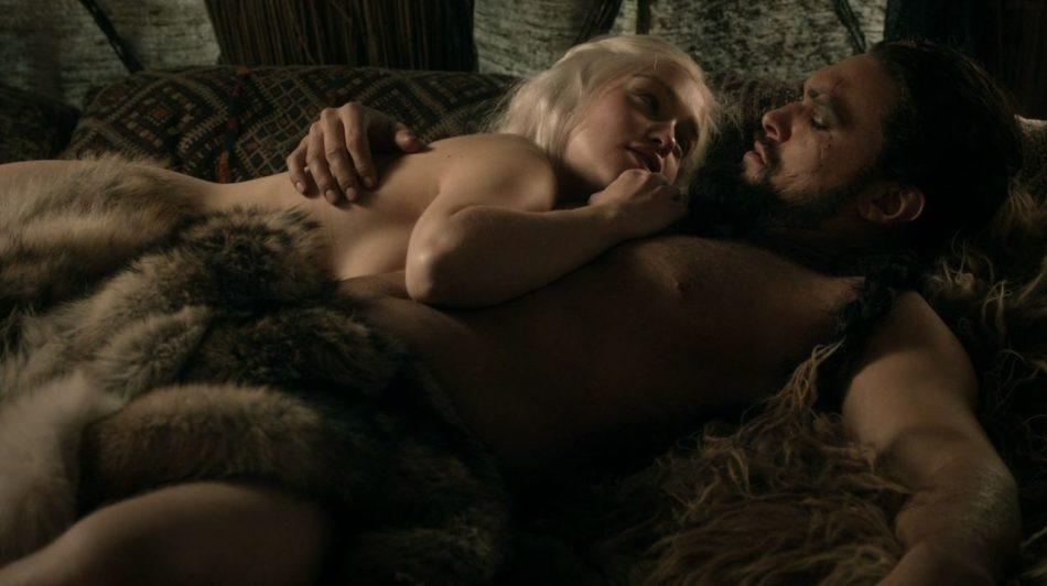 Emilia Clarke vídeos porno