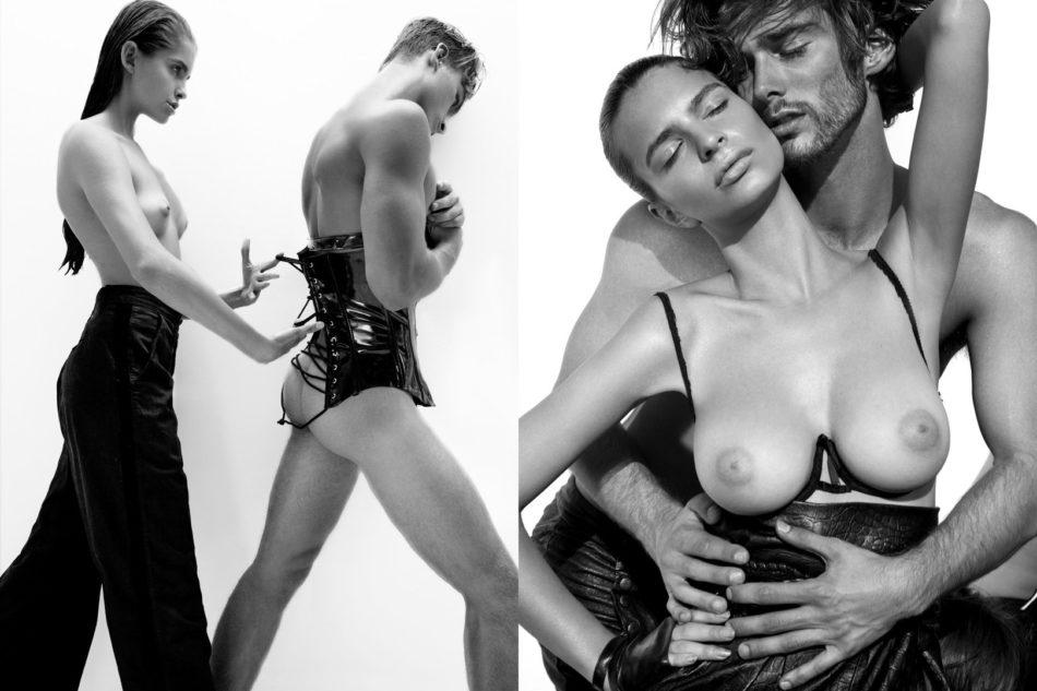 Emily Ratajkowski fotos desnuda