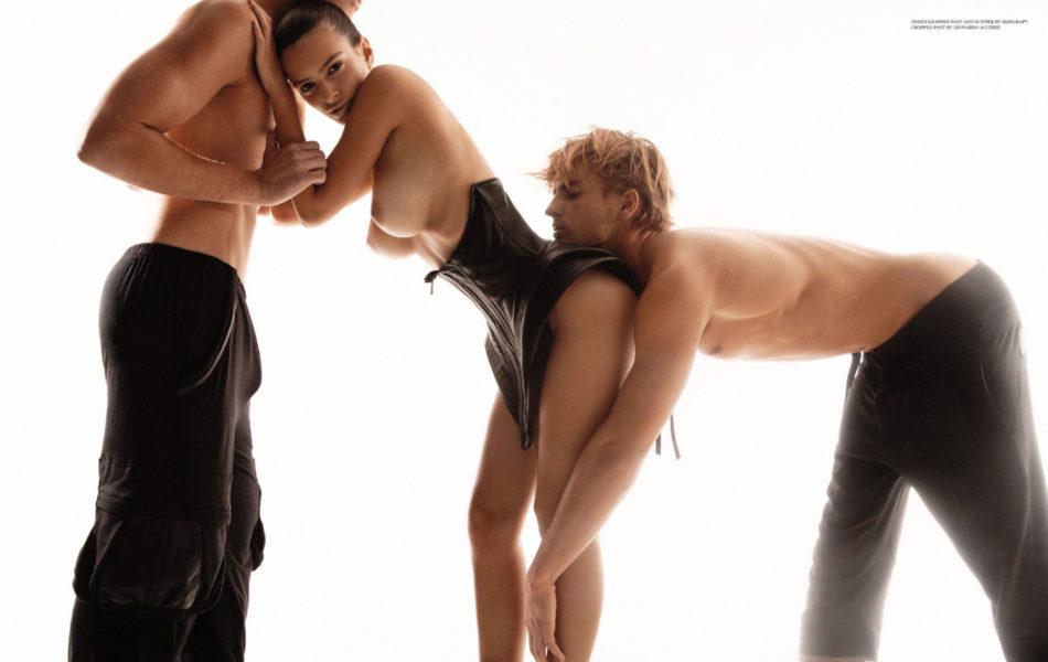 Emily Ratajkowski vídeo porno 1