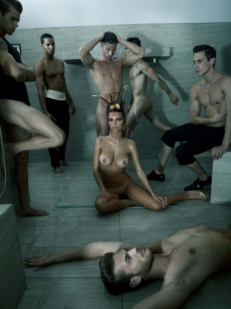 Emily Ratajkowski vídeo porno