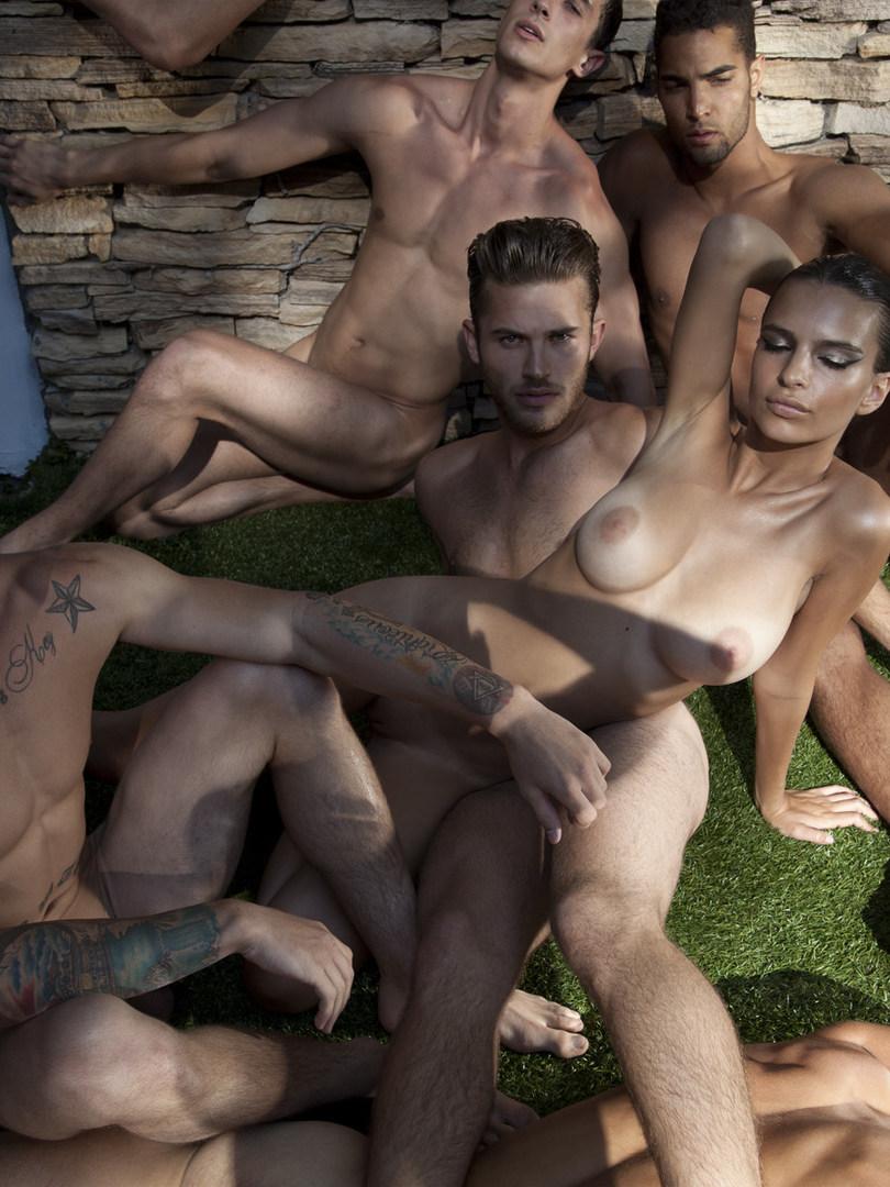 Emily Ratajkowski vídeos porno