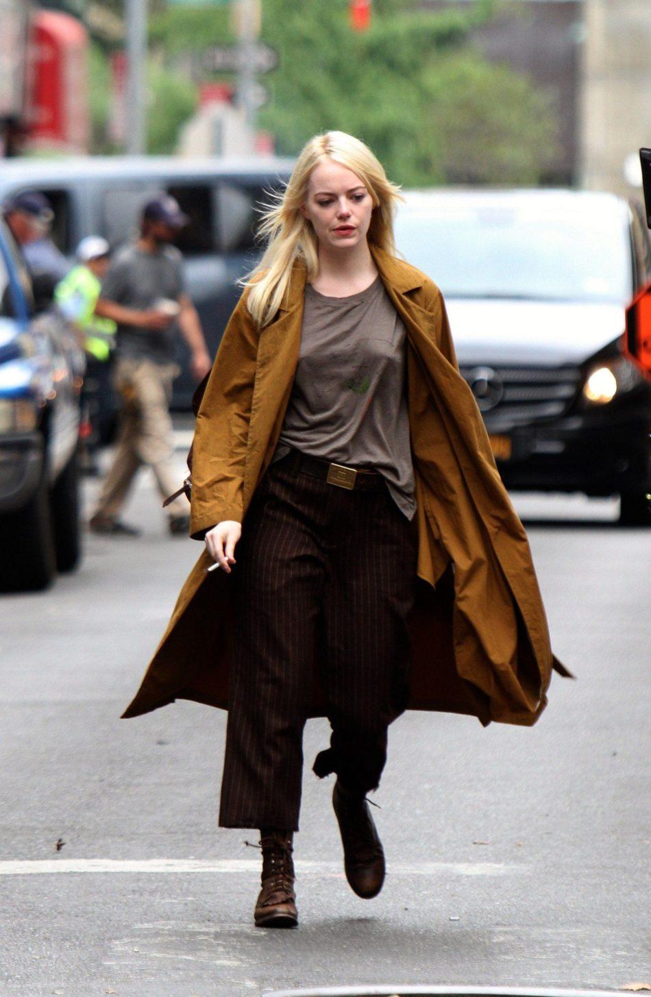 Emma Stone caliente