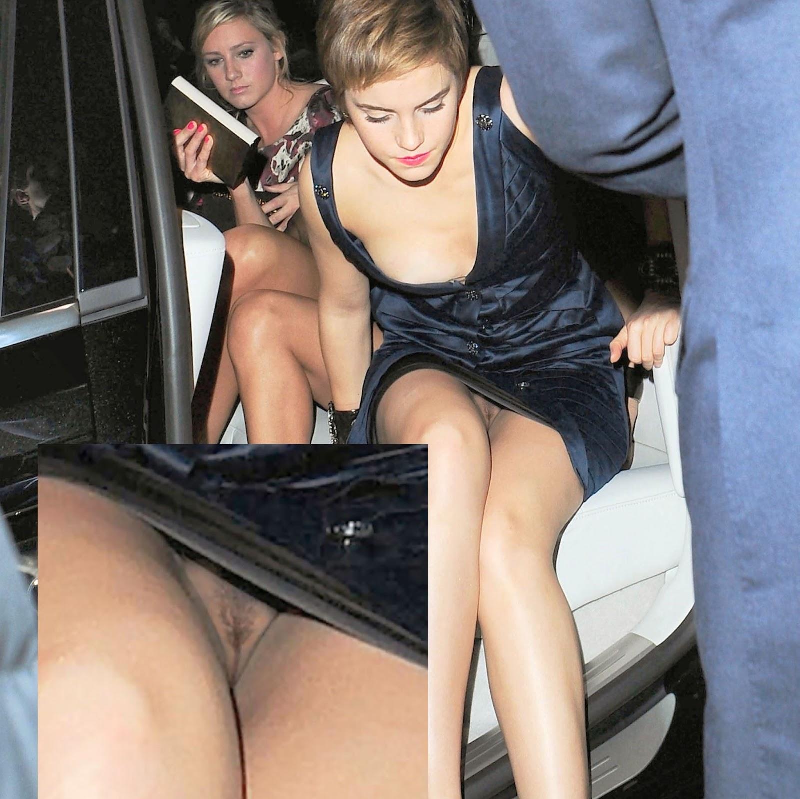 Emma Watson sexo anal