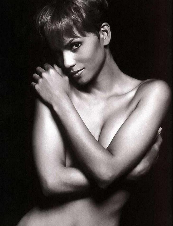 Halle Berry dura