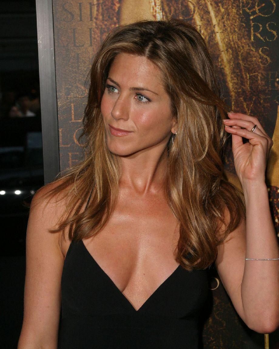 Jennifer Aniston cachondo