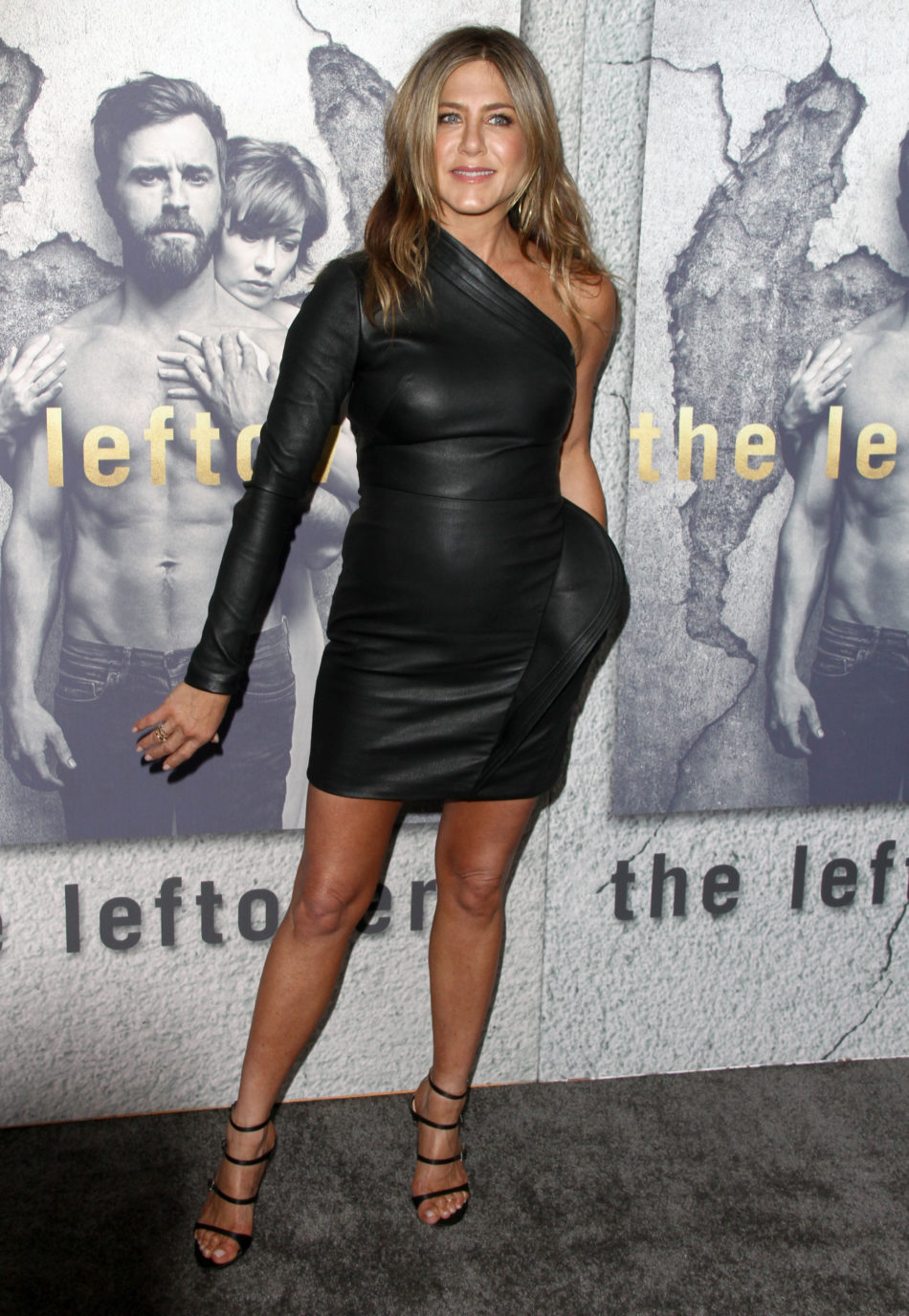 Jennifer Aniston desnudas follando