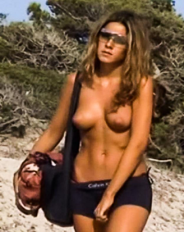 Jennifer Aniston fotos desnuda hackeadas