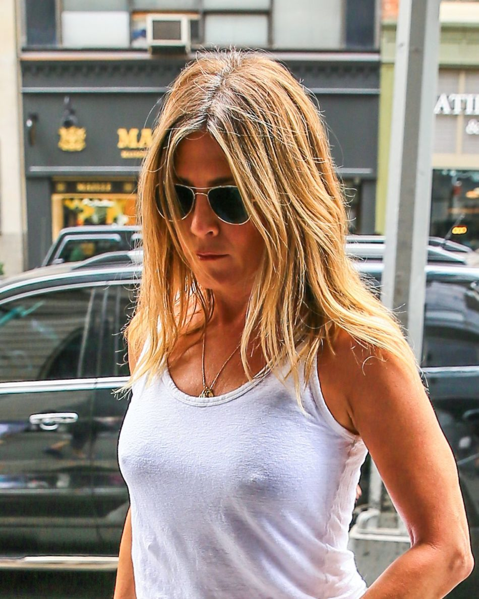 Jennifer Aniston fotos filtradas de
