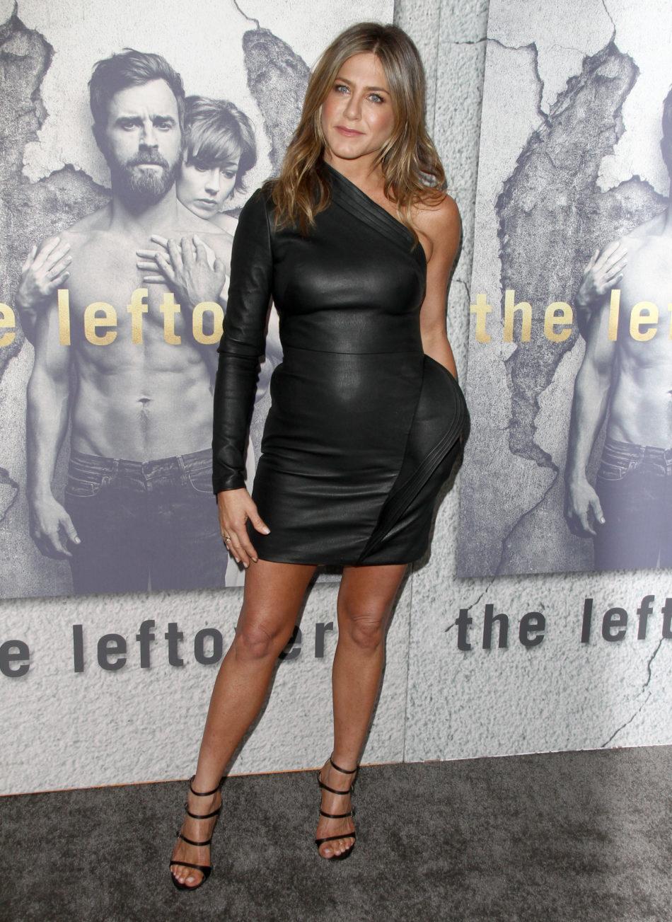 Jennifer Aniston robadas