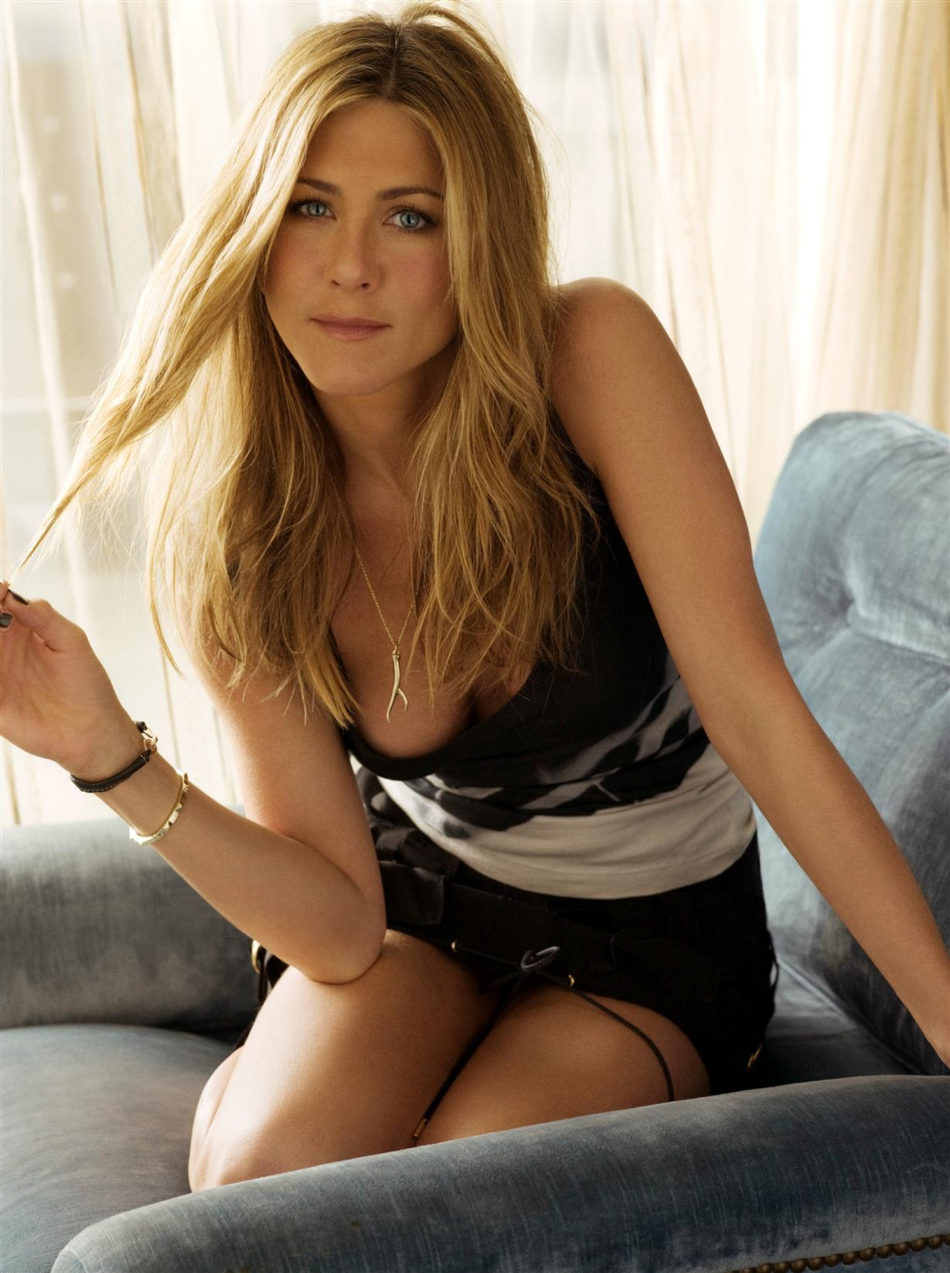 Jennifer Aniston sexual