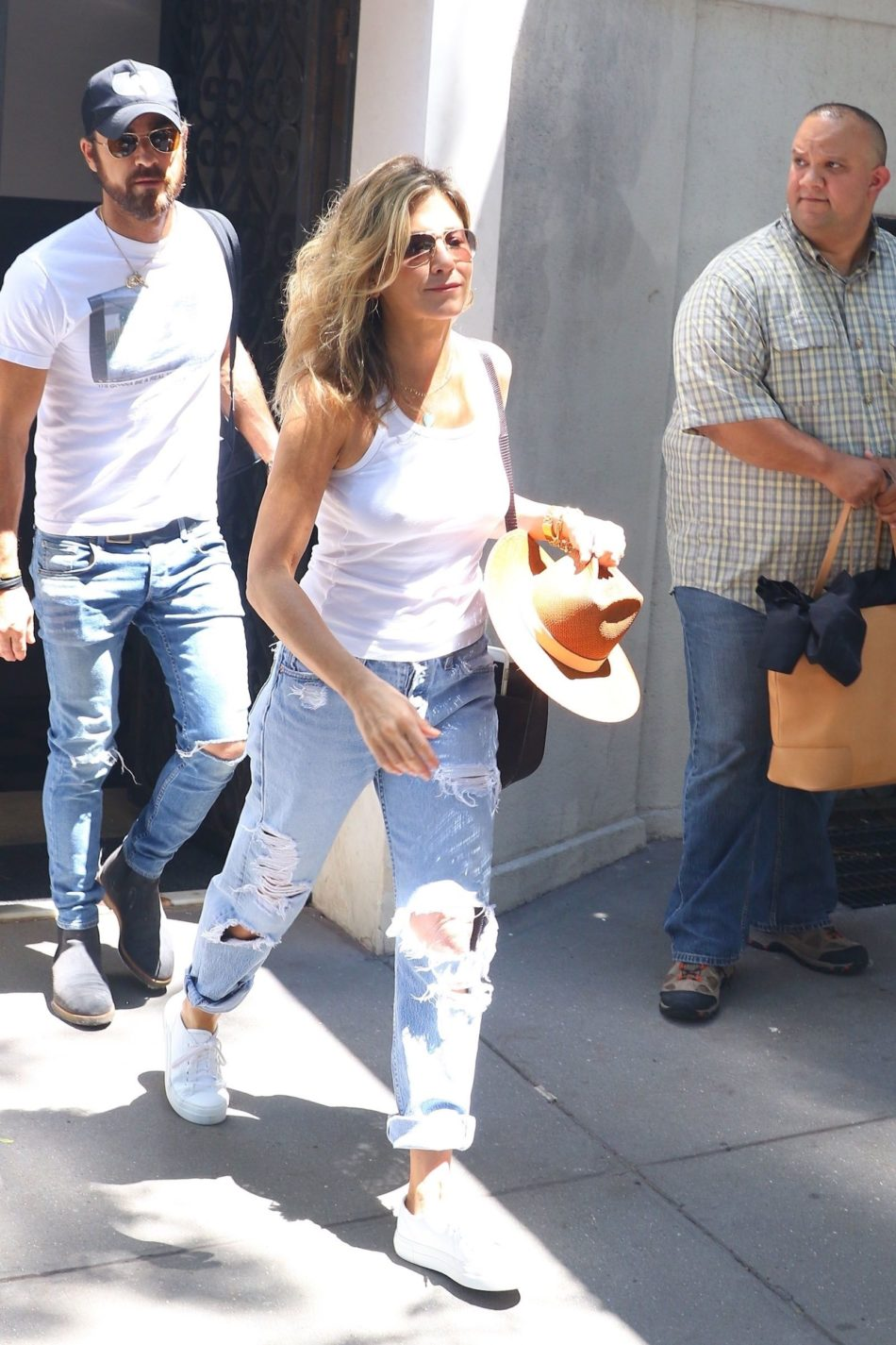 Jennifer Aniston sexuales