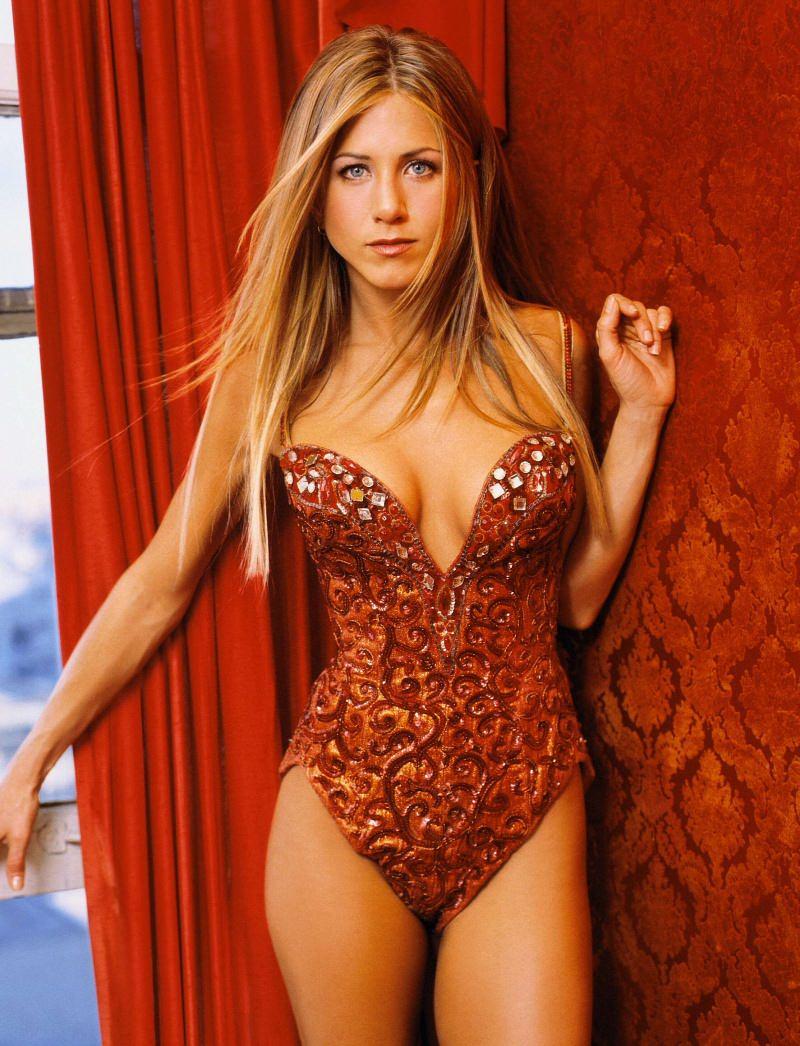 Jennifer Aniston sin censuras