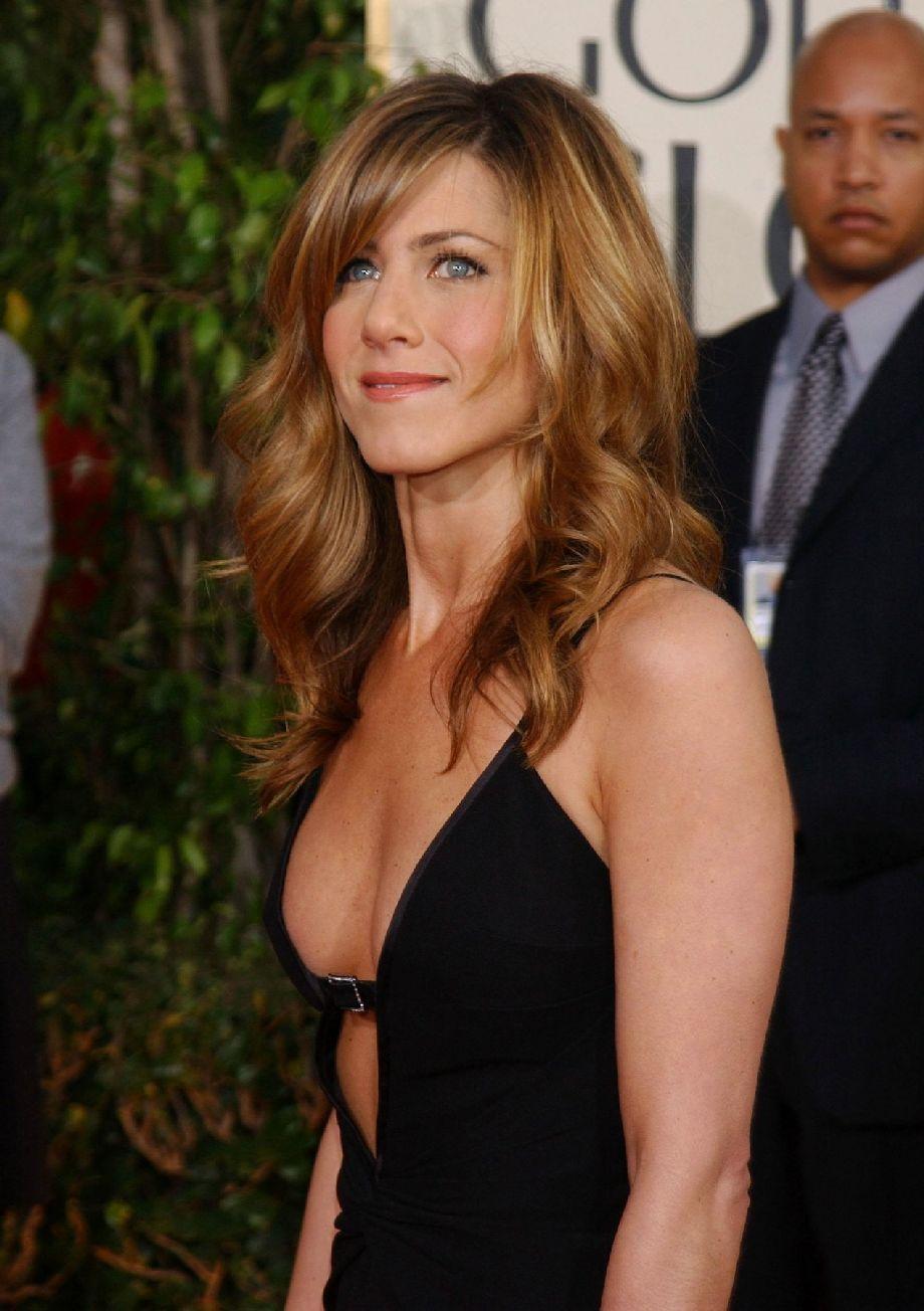 Jennifer Aniston teniendo sexo