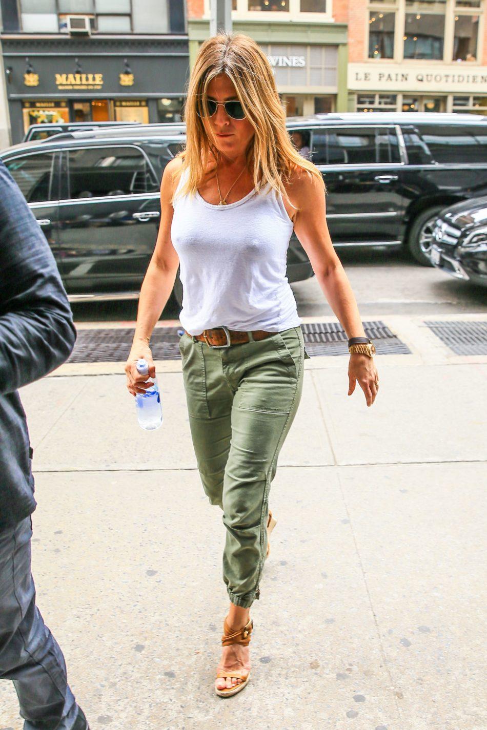vídeo real Jennifer Aniston follando