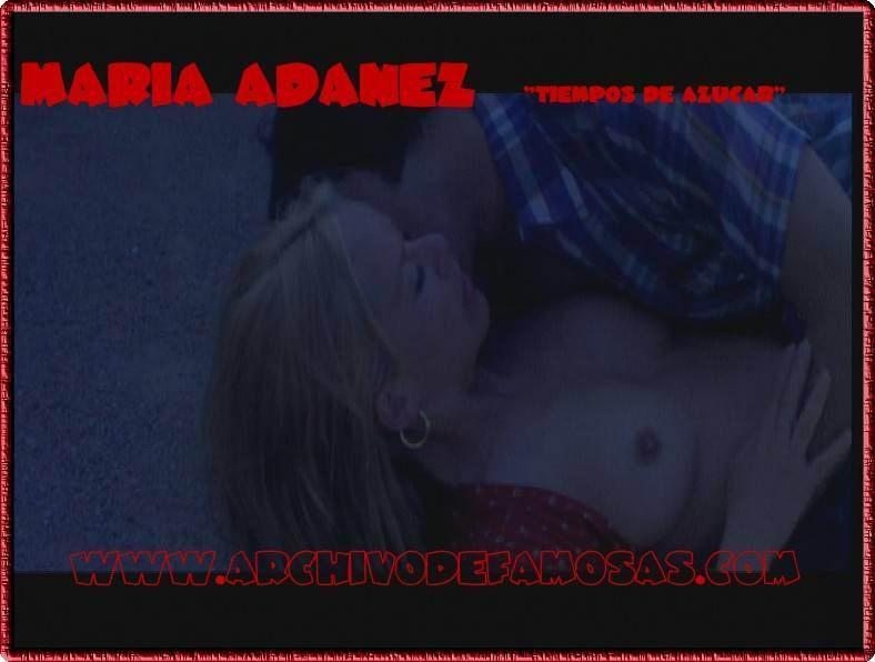 Maria Adanez anal