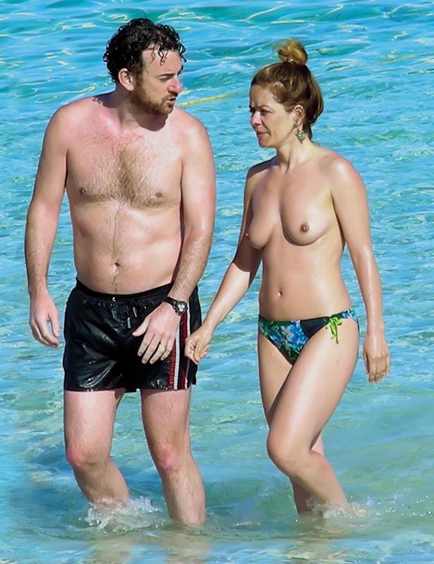 Maria Adanez topless 1