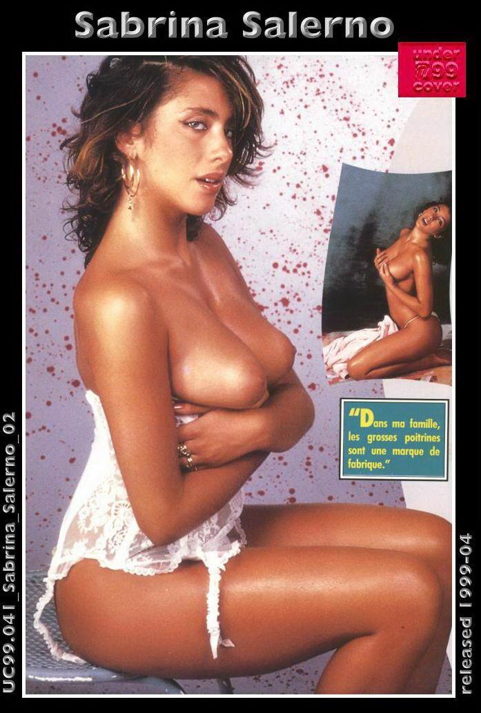 Sabrina Salerno desnuda coño