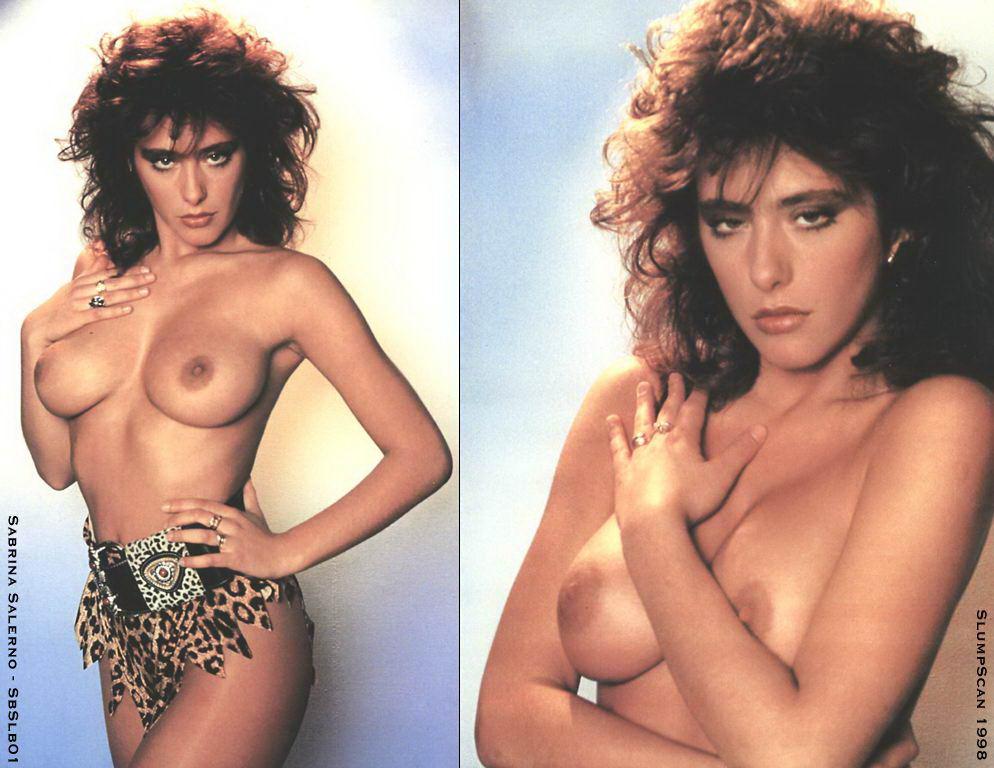 Sabrina Salerno desnudas fotos