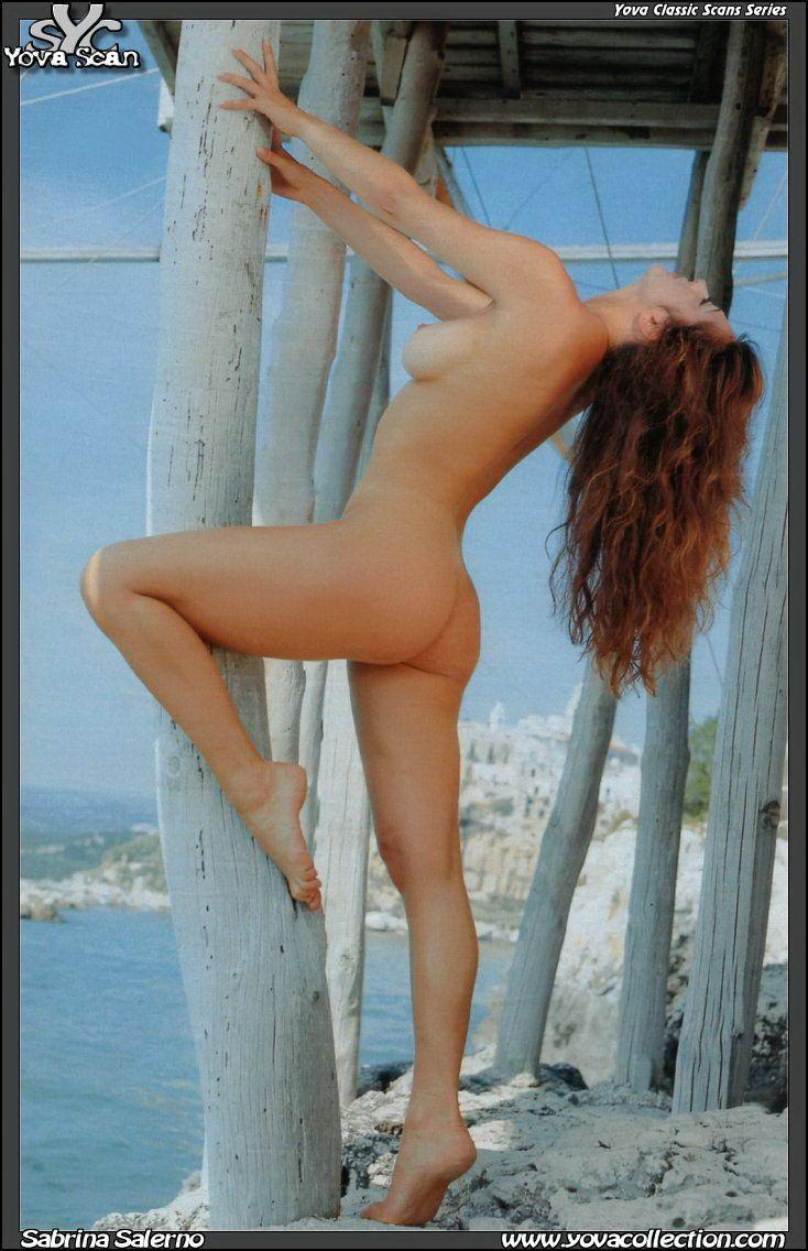 Sabrina Salerno sexo