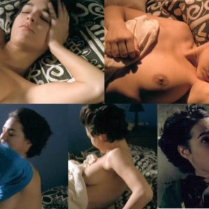 Cristina Brondo desnuda follando