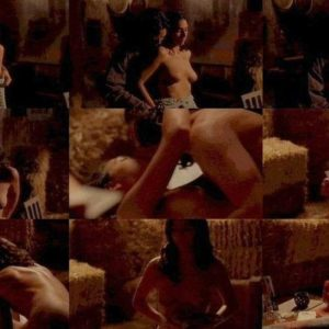 Cristina Brondo desnuda tetas