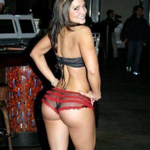 Gina Carano desnudo