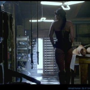 Gina Carano escena