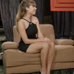 Jennette McCurdy sexo en público
